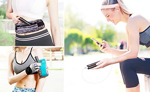 モバイルバッテリー 5000mAh Poweradd EnergyCell 5000(最小最軽量)モバイル・バッテリー 軽量 小型 急速充電 スマホ充電器 携帯充電器 PSE認証済 旅行/出張/アウトドア活動用に最適 緊急用 防災グッズ iPhone/iPad/Android各種対応 (ブラック)