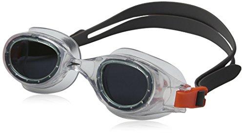 (Speedo Hydrospex Classic Mirrored Goggles, Silver, One Size)