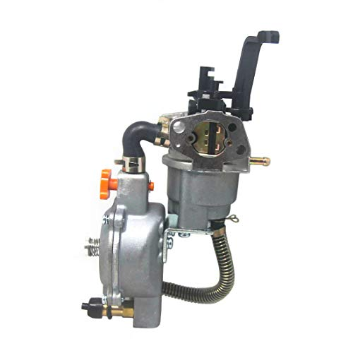 (New Style Lpg & Cng Carburetor Three Way Conversion Kit for GX160 168F 2-3KW)
