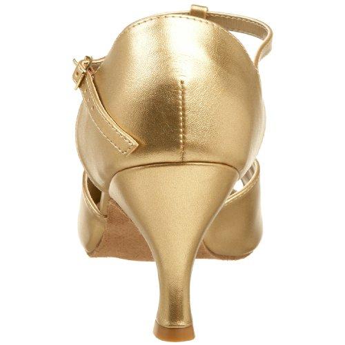Donna Capezio Gold da Scarpe Ballo frnfFwXtW