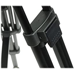 Magnus VT-3000 Professional High Performance Tripod System with Fluid Head (2 Pack)