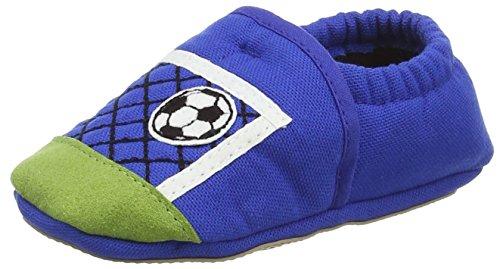 Giesswein Bremen - Zapatillas de casa Bebé-Niñas Azul - Blau (königsblau -599)