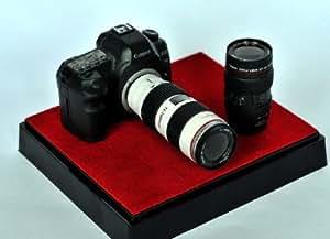 FINEX CANON CAMERA EOS 5D Mark II DSLR miniature USB FLASH DRIVE 32GB set (16GB x 2) with two lense Canon EF 24-105mm f/4L IS USM and Canon EF 70-200 mm F/2.8L IS USMNOT A REAL CAMERA