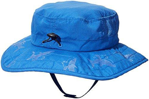 c42b55cd30e4c 2pk Kids Safari Hat Sun Protective Zone UPF 50+ Child Block UV Rays Shade  938151 Blue Boys Fits most children ages 3-10