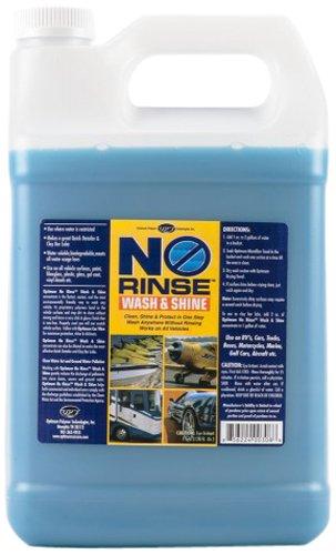 Optimum (NR2010G4) No Rinse Wash & Shine - 1 Gallon, (Case of 4)