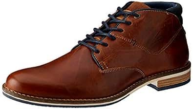 Wild Rhino Men's Tailor Boots, Brown (Tan), 41 EU