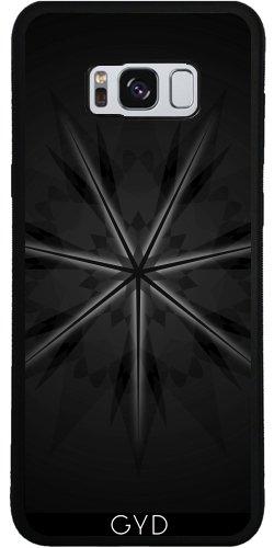 Funda de silicona para Samsung Galaxy S8 Plus (SM-G955) - Para Hombre Gris Fresco De La Estrella by Nina Baydur