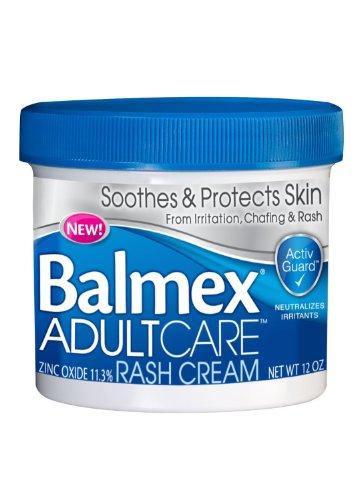 Balmex Adult Care - BALMEX ADULT CARE CREAM JAR 12OZ by Marble Medical