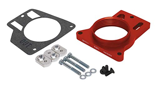 Airaid throttle Body Spacer 200-512-1 99-06 Silverado 4.8,5.3,6.0l