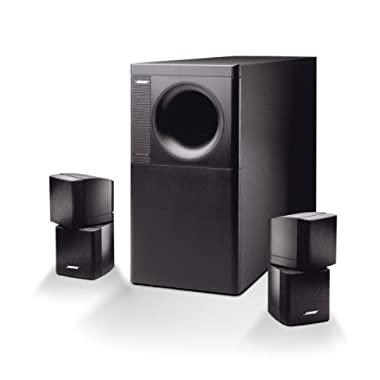 Bose Acoustimass 5 Home Entertainment Speaker System (Black)
