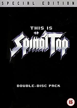 This Is Spinal Tap [Reino Unido] [DVD]