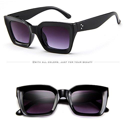 AMOFINY Fashion Glasses Fashion Women Man Sunglasses Vintage Retro ()