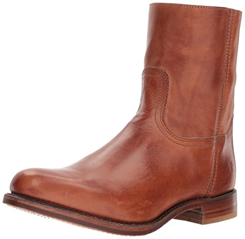 Frye Mens Campus Zip Intérieur Botte Mi-mollet Marron