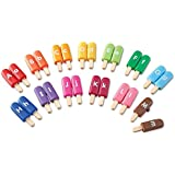 Learning Resources Smart Snacks Alpha Pops, 26 Pieces