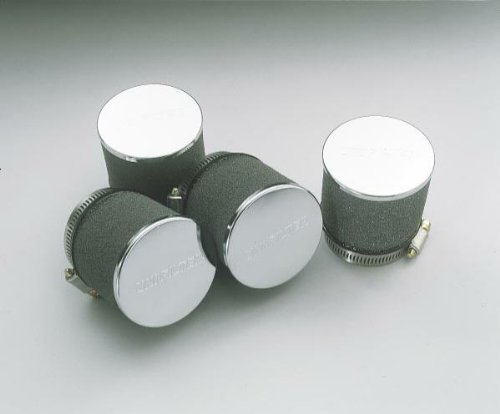 Uni High-Flow Street Bike Filters - 1 7/8in to 2 1/16in, 50-52mm PK-82
