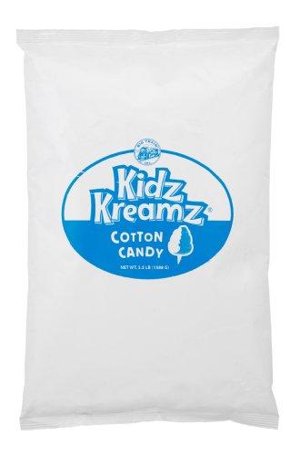 Big Train Cotton Candy Smoothie, Kidz Kreamz, 3.5 lb bulk