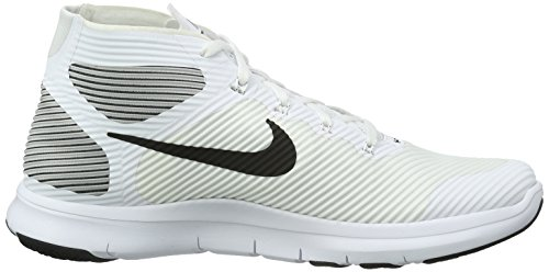Nike Free Train Instinct - Zapatillas de deporte para hombre Multicolor (White / Black)