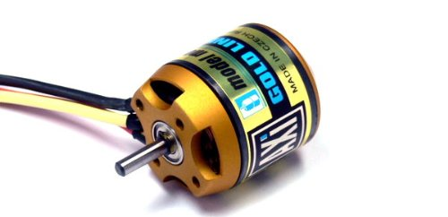 RCECHO AXI Model Motors gold Line 2217 5H RC Hobby Outrunner Brushless Motor OM758 Full Version Apps Edition
