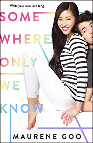 Image result for somewhere only we know book
