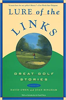 Book Lure of the Links: Great Golf Stories