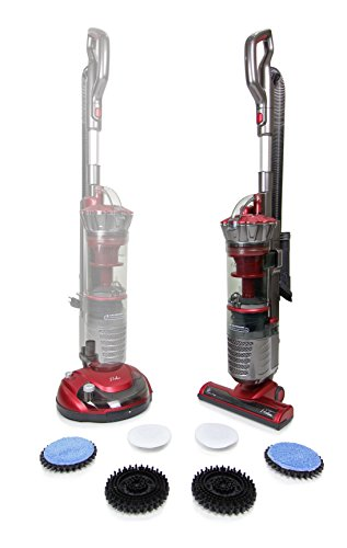 Prolux Allvac Bagless Hard Floor Vacuum Cleaner Tile Scrubber Polisher Buffer Hardwood Vacuum