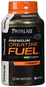 Twin Lab Creatine Fuel, 60 Capsules