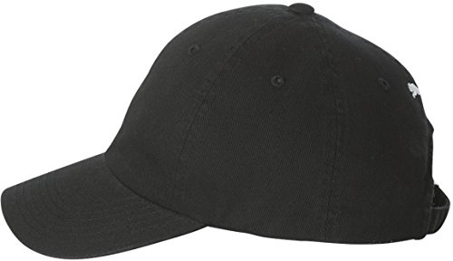 Puma Relaxed Fit Cap. PSC1000 - Black