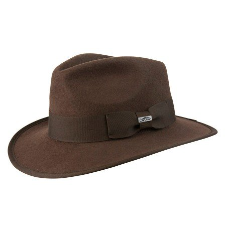 Indy Crushable Wool hat