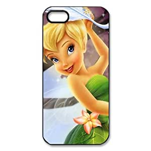 Personalized Peter Pan and Tinkerbell Hard Case for Apple iphone 5c case-AA5c32