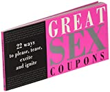 Great Sex Coupons: Add Some Fun to the Bedroom