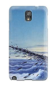 Fashion Protective Abstract7 Case Cover For Galaxy Note 3