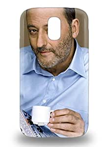 New Arrival Cover 3D PC Case With Nice Design For Galaxy S4 Jean Reno France Male The Da Vinci Code ( Custom Picture iPhone 6, iPhone 6 PLUS, iPhone 5, iPhone 5S, iPhone 5C, iPhone 4, iPhone 4S,Galaxy S6,Galaxy S5,Galaxy S4,Galaxy S3,Note 3,iPad Mini-Mini 2,iPad Air )