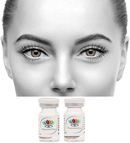 SOFT EYE One Yearly green Coloured Contact Lenses 0 Power -1 Pair