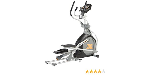 Xterra Fs220e 18 Inch Stride Elliptical Elliptical Trainers Sports Outdoors Amazon Com A hand pulse monitor and odometer are located on each of the movable arms, which allows you keep track of distance covered, heart rate, speed and calories burned. xterra fs220e 18 inch stride elliptical