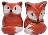 Foxy Salt & Pepper Set