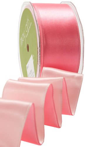 Reversible Satin Ribbon Trim - 1