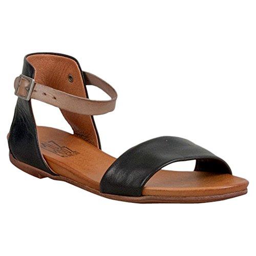 Miz Mooz Womens Alanis Flat Sandal