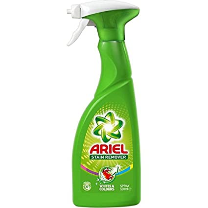 Ariel - Spray quitamanchas (500 ml)