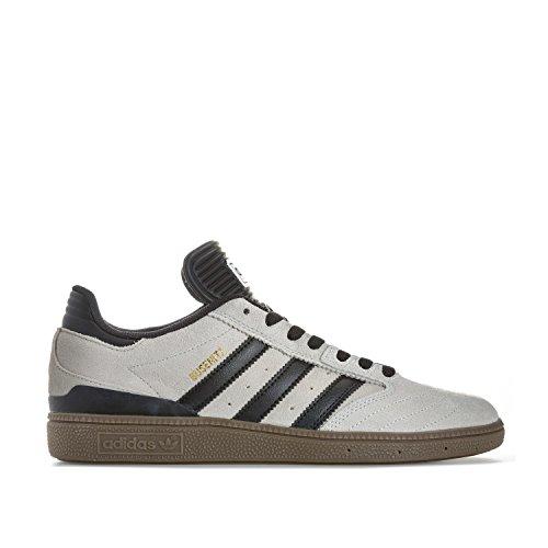 Adidas Originali Mens Originali Allenatori Busenitz Us8.5 Bianco