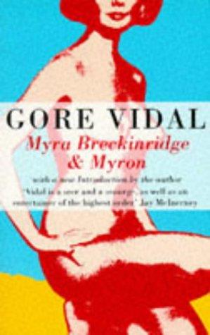 Myra Breckinridge by Gore Vidal