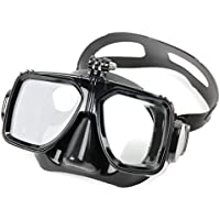 Underwater Diving Goggles with Mount for the Teamyy Waterproof Sports Camera 4K - by DURAGADGET