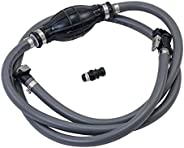 Attwood Universal Fuel Line Assembly Kit with Tank Fitting,
