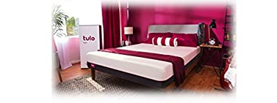 tulo Soft Foam Mattress Size, for Great Sleep Relief