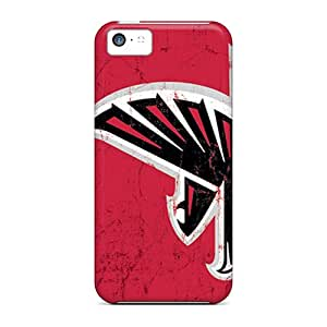 Fashionable Design Atlanta Falcons Rugged Cases Covers For Iphone 5c New