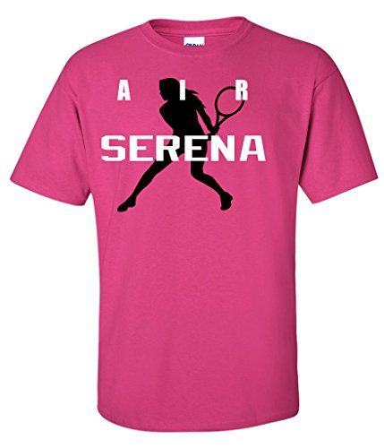 "Serena Williams Grand Slam ""Air Serena"" T-Shirt ADULT 4XL"