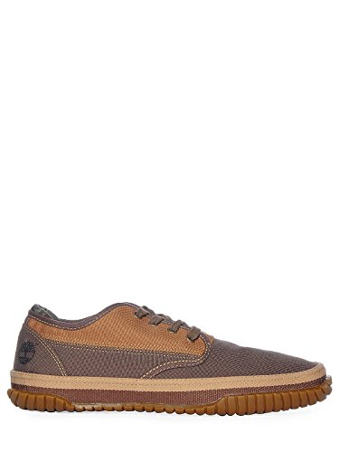Timberland - Zapatillas de Lona para hombre marrón caqui