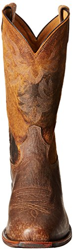 Tony Lama Hommes Jaws-7977 Botte Western Tan