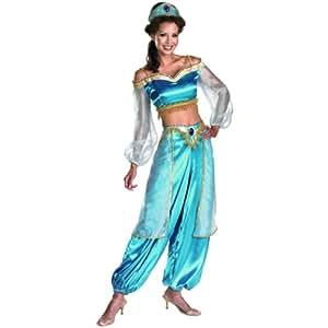 Teenage princess jasmine costume