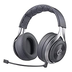 LucidSound LS31 Wireless Gaming Headset for Xbox One, PS4 - Wireless Surround Sound Headphones for Xbox One - Works Wired with Nintendo Switch, PC, Mac, Ipad, iOS, Android - Xbox One