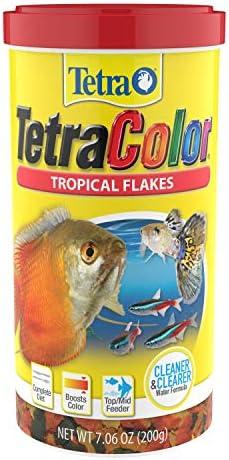 Tetra Tetracolor Tropical Flakes 1